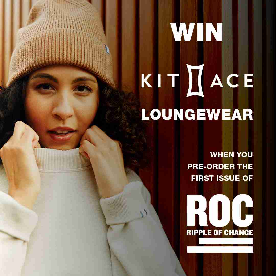 Win Kit and Ace Loungewear